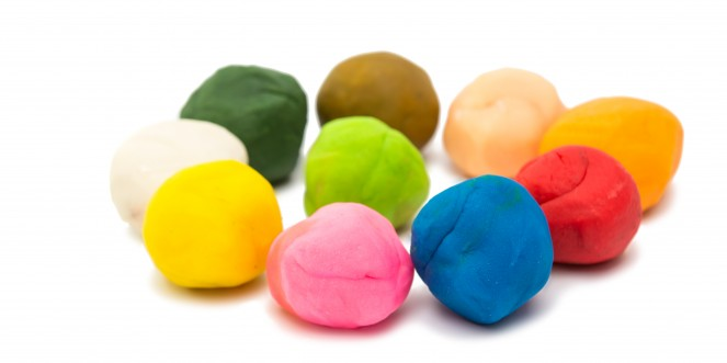 Digital Play Dough – you have to get your hands dirty